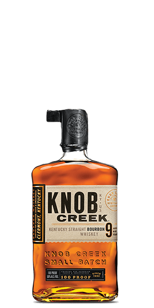 Knob Creek 9 Year Old Small Batch Bourbon