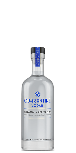 Quarantine Vodka