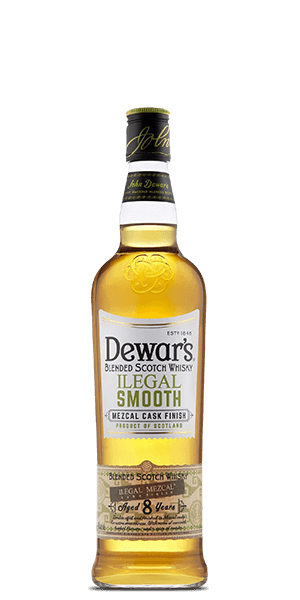 Dewar's 8 Year Old Ilegal Smooth