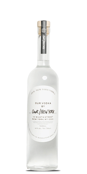 Our/Vodka New York (750ml)