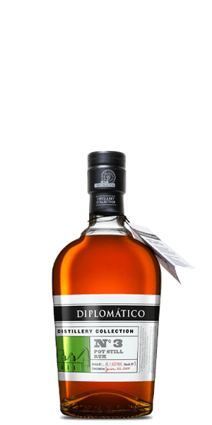 Diplomatico N°3 Pot Still Rum