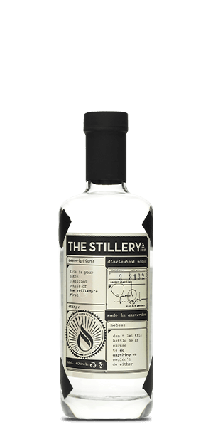 The Stillery First Dinkelwheat Vodka