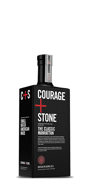 Courage+Stone The Classic Manhattan
