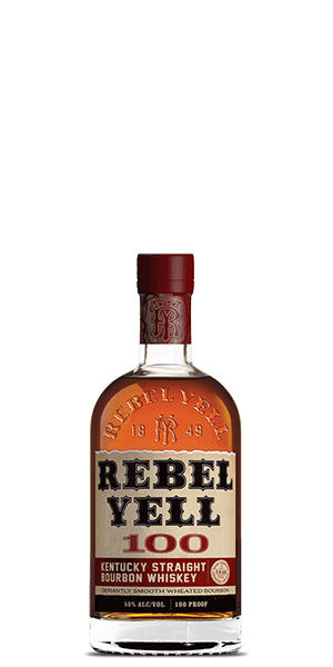 Rebel Yell 100 Proof Straight Bourbon Whiskey