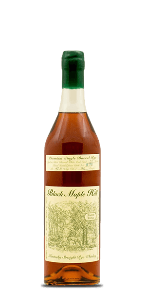 Black Maple Hill 18 Year Old Single Barrel Rye