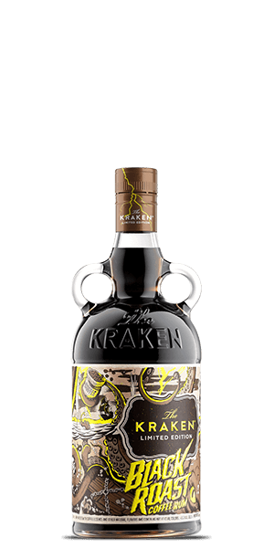 Kraken Black Roast Coffee Rum Limited Edition