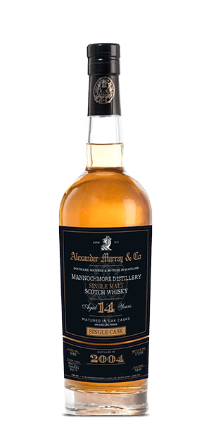Alexander Murray Mannochmore 14 Year Old 2004