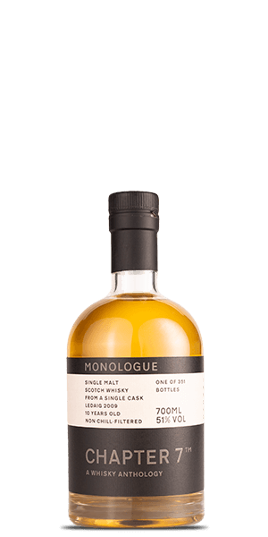 Chapter 7 Monologue 10 Year Old Ledaig 2009