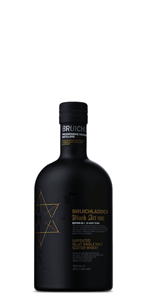 Bruichladdich Black Art Edition 07.1