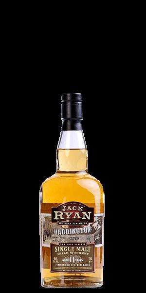 Jack Ryan Haddington 11 Year Old Single Malt Irish Whiskey