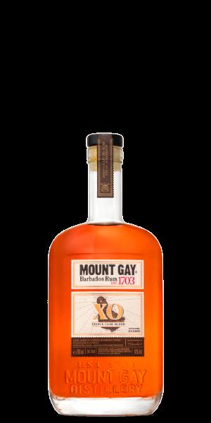 Mount Gay XO Triple Cask Blend