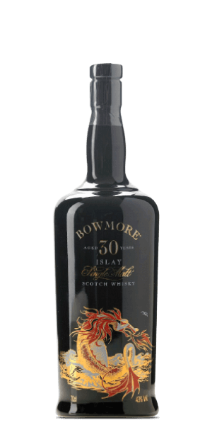 Bowmore 30 Year Old Sea Dragon Decanter