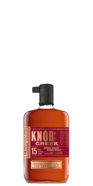 Knob Creek 15 Year Old Limited Release