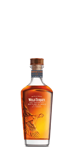 Wild Turkey Master's Keep 17 Year Old Bottled in Bond