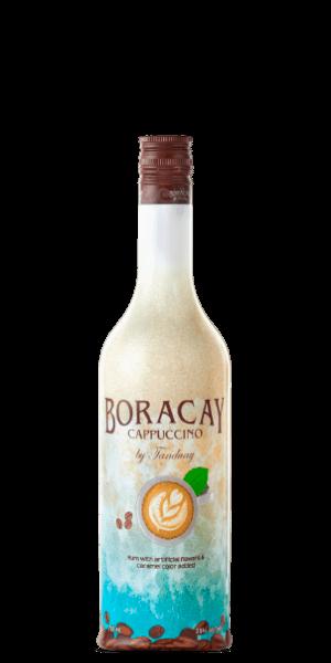 Tanduay Boracay Rum Cappuccino