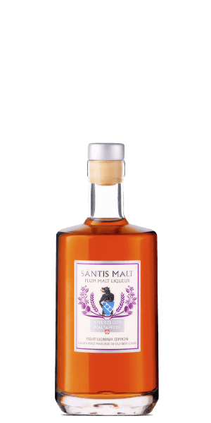 Säntis Malt Plum Malt Liqueur