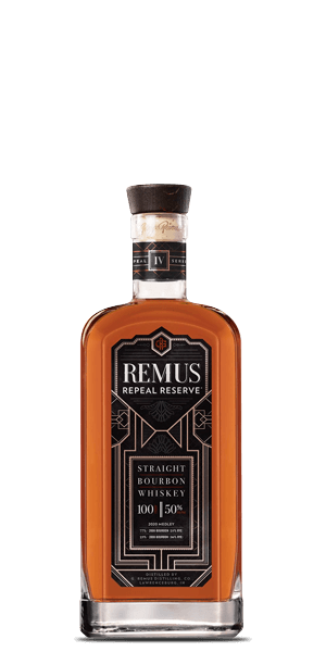 Remus Repeal Reserve Series IV Straight Bourbon Whiskey