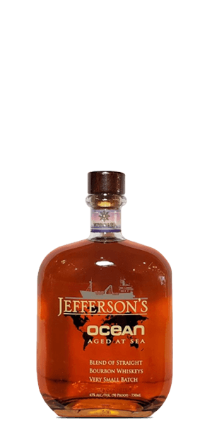 Jefferson's Ocean Aged At Sea Voyage 20 Bourbon
