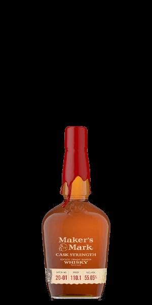 Maker's Mark Cask Strength Bourbon (1L)