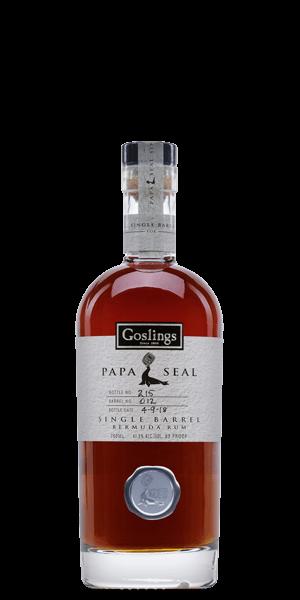 Goslings Papa Seal Single Barrel Bermuda Rum