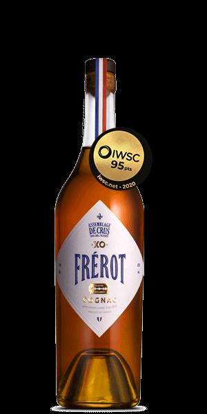 Frérot Cognac XO Assemblage de Crus