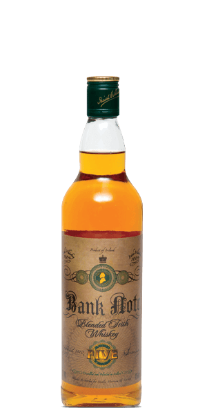 Bank Note 5 Year Old Blended Irish Whiskey