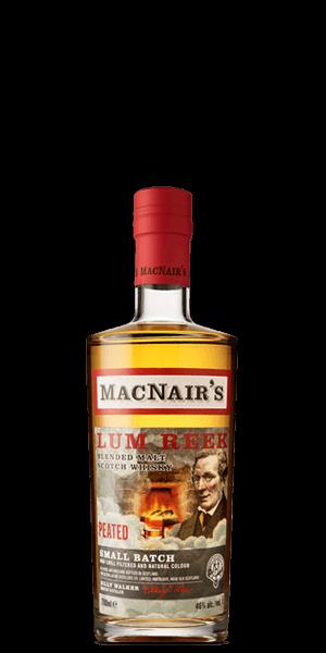MacNair's Lum Reek Peated Blended Scotch Whisky