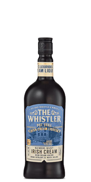 The Whistler Blenders Select Irish Cream
