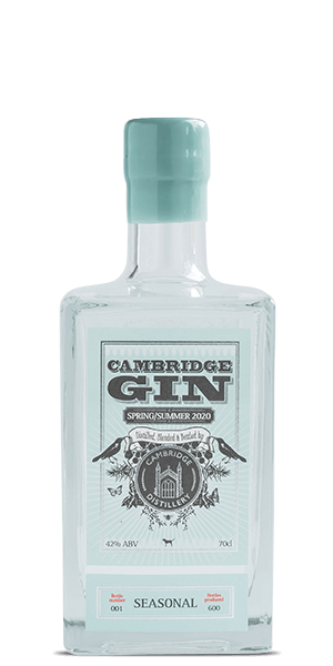 Cambridge Seasonal Gin (Spring / Summer 2020)