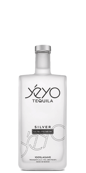 Yeyo Tequila Silver