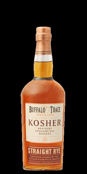 Buffalo Trace Kosher Straight Rye Whiskey