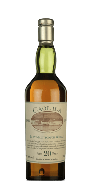 Caol Ila 20 Year Old 150th Anniversary