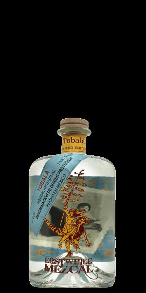 Erstwhile Tobalá Mezcal