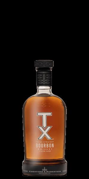 TX Straight Bourbon Whiskey