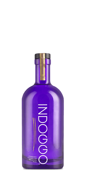 Indoggo Strawberry Flavored Gin