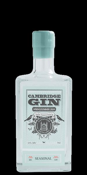 Cambridge Seasonal Gin (Spring / Summer 2020) Tbox