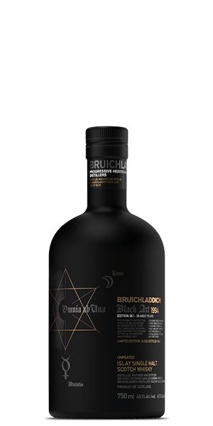 Bruichladdich Black Art 8.1