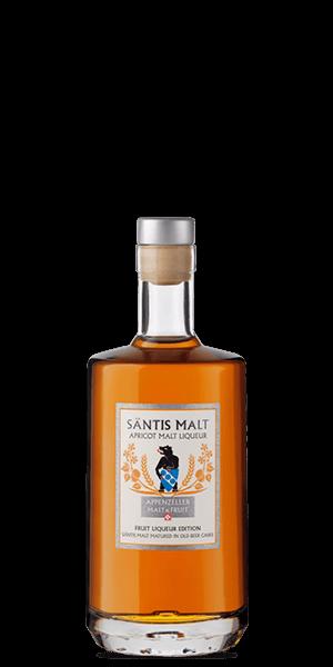 Säntis Malt Apricot Malt Liqueur