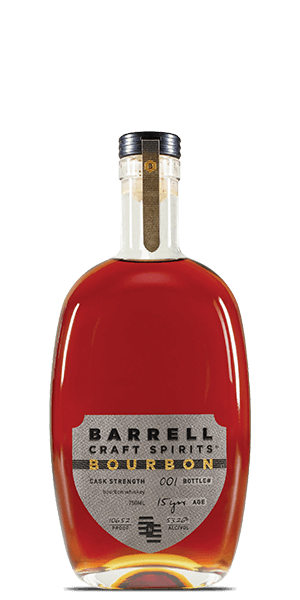 Barrell Craft Spirits 15 Year Old Bourbon