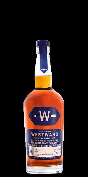 Westward American Single Malt Pinot Noir Cask Finish Flaviar Exclusive