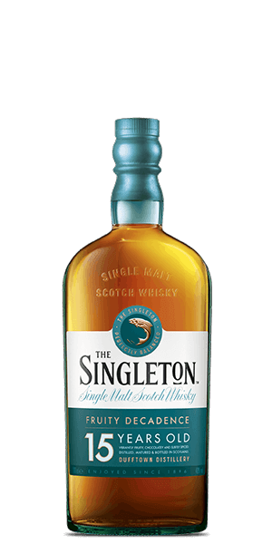 The Singleton of Dufftown Fruity Decadence 15 Year Old