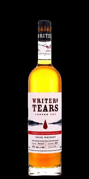 Writers' Tears Copper Pot Japanese Mizunara Cask Finish
