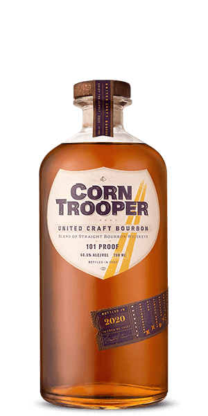 Corn Trooper United Craft Bourbon