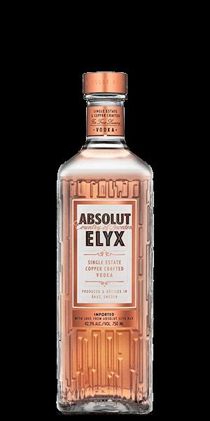 Absolut Elyx Single Estate Vodka