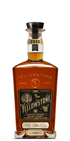 Yellowstone Limited Edition 2020 Bourbon