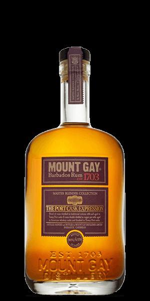 Mount Gay Port Cask Expression Master Blender Collection #3