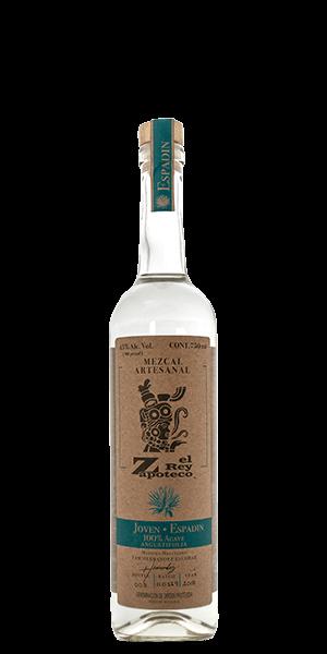 El Rey Zapoteco Espadin Mezcal