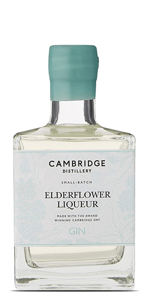 Cambridge Distillery Elderflower Gin Liqueur