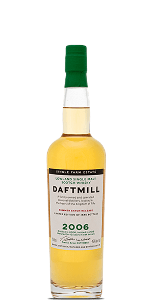 Daftmill 2006 Summer Batch Release Scotch Whisky