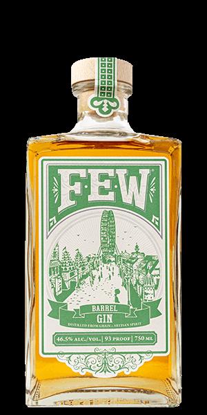 FEW Barrel-Aged Gin